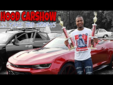 HOOD CAR SHOWS ARE THE BEST BOX CHEVYS AND GBODYS EVERYWHERE