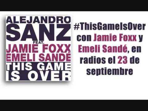 This Game is Over - Alejandro Sanz