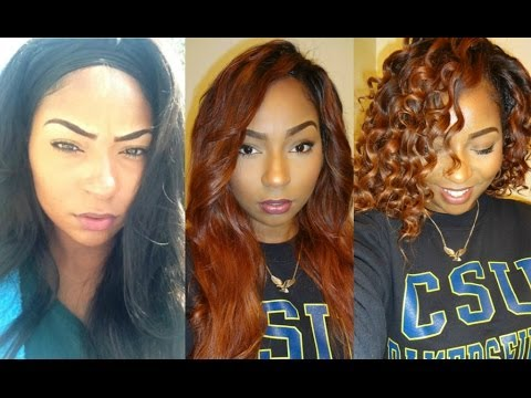 Revamp your Old Virgin Hair !!! Turn old hair into new hair...
