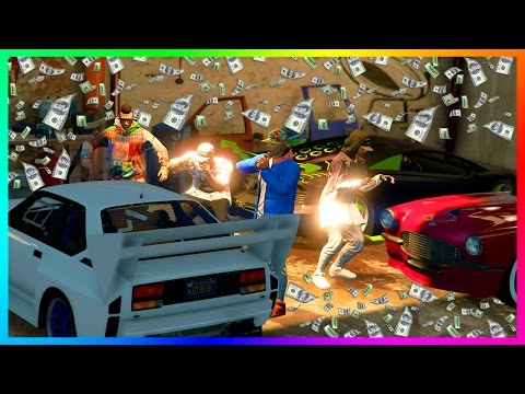 GTA ONLINE IMPORT/EXPORT DLC ULTIMATE $10,000,000 MONEY MAKING SELLING EXOTIC CARS & RARE VEHICLES!