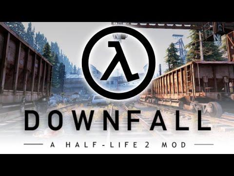 HALF-LIFE 2 DOWNFALL ★ НОВЫЙ ШИКАРНЫЙ МОД