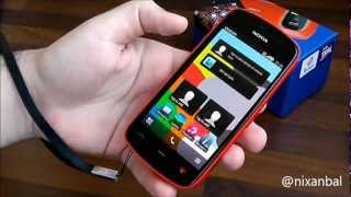 Nokia 808 PureView - unboxing, design, camera