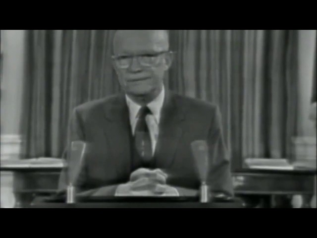 President Eisenhower Farewell Adress - Sirius Documentary - Citizen Hearing on Disclosure - Project