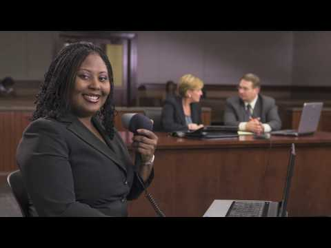 Letoi Glover (HD) - Brown College of Court Reporting