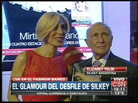 C5N - FASHION BAIRES: LA PREVIA DEL DESFILE DE SILKEY