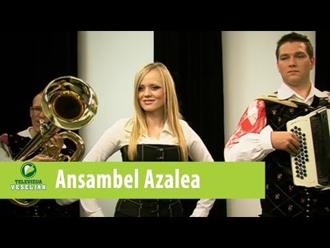 Ansambel Azalea - Razvajenka (uradni videospot) HD [official video]