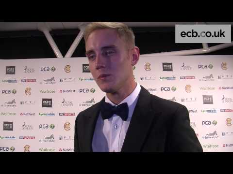 Stuart Broad looks back at England's summer & gives injury update