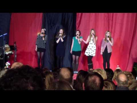 Bellas Finals (Pitch Perfect) - Live Cover By Emma Sophie, Lea, Hanna, Vicky, An