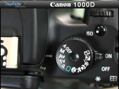 Traumflieger.de - Canon EOS 1000D