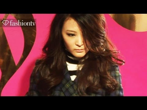 Juicy Couture Winter 2012 Fashion Show at Beijing Flagship Store | FashionTV - FTV