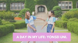 A Day in My Life at Yonsei University 🇰🇷| Summer Study Abroad in South Korea