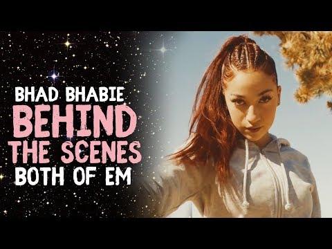 "Bhad Bhabie ""Both Of Em"" BTS Music Video | Danielle Bregoli thumbnail"