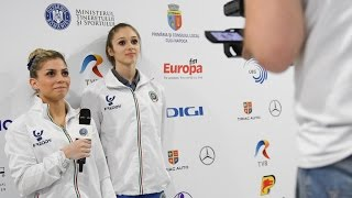 Cluj Napoca - Mixed zone femminile
