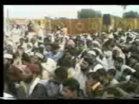 allama ahmed saeed khan multani (rahahi ka baadh) part 8 (final part)