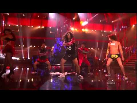 LMFAO - Party Rock Anthem / Sexy And I Know It (American Music Awards 2011)