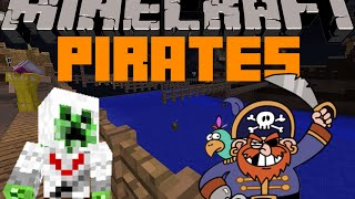 Minecraft: Pirates Minigame!