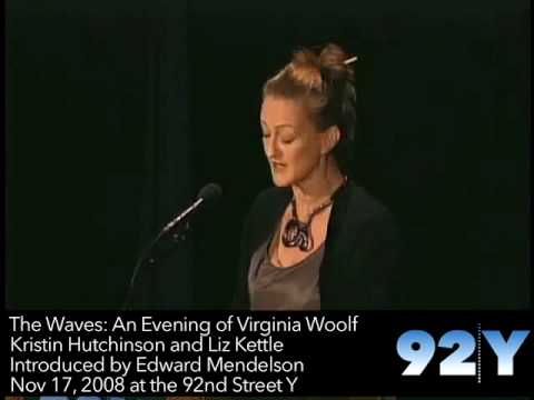 The Waves: An Evening of Virginia Woolf at 92Y