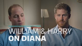 Prince Harry: Charles 'was there for us' when Diana died | ITV News