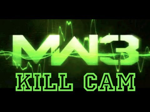 BEST MW3 KILLCAM GAMEPLAY - FIRST EVER