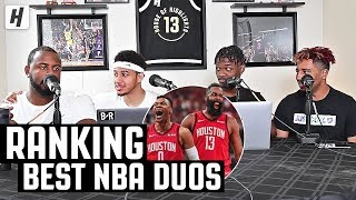 Ranking The Top 10 Duos In The NBA! | Through The Wire Podcast