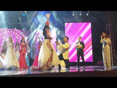 Мисс Костанай сделали предложение прямо на Мисс Казахстан 2016