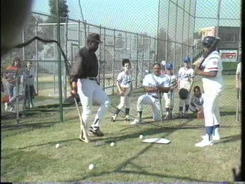 ESPN 1989: PLAY BALL With Reggie Jackson featuring TONY GWYNN