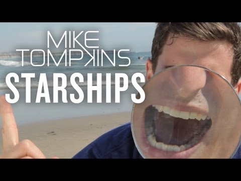 Starships - Nicki Minaj - Mike Tompkins - A Capella Cover Music Videos