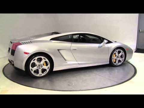 2004 Lamborghini Gallardo Feldmann Imports Bloomington Minneapolis MN Used Walk Around M3307A