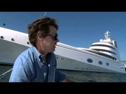 "Mr. Malibu Russian Billionaire $300 Million ""A"" Yacht Movie"