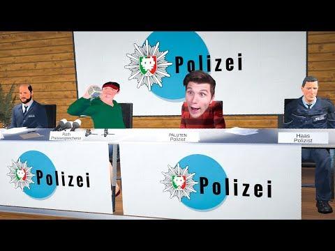 Wir VERHAFTEN den STEINEWERFER   Autobahn-Polizei Simulator