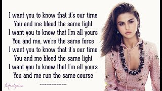 Paroles Zedd - I Want You To Know (Lyrics)