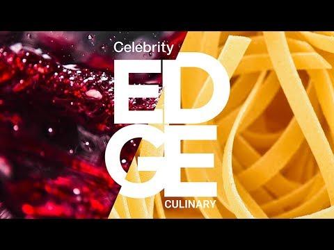 Celebrity Edge Culinary