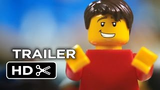 Beyond the Brick: A Lego Brickumentary Official Trailer 1 (2015) - Lego Documentary HD