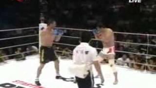 Ken Shamrock vs. Kazushi Sakuraba