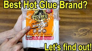 Is Gorilla Hot Glue the Best? Let's find out!