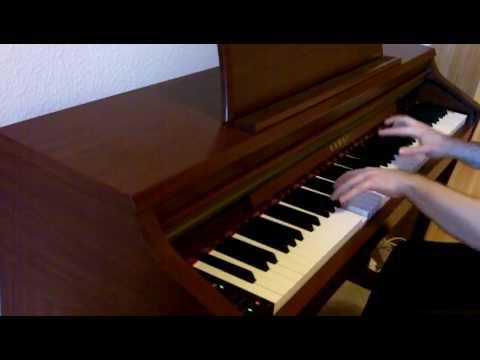 Shakira - Waka Waka (World Cup Song) Piano Cover