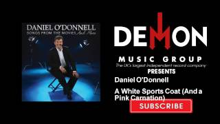 Daniel O'Donnell - A White Sports Coat (And a Pink Carnation)