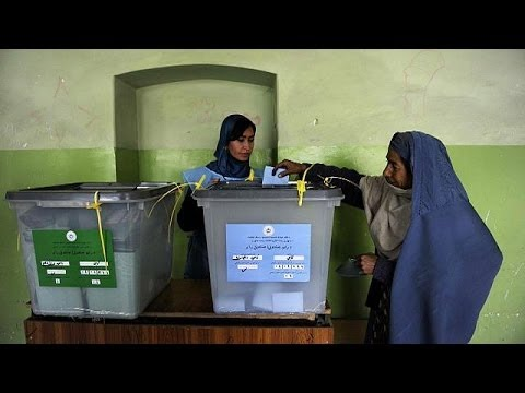 High turnout in Afghanistan as voters defy Taliban threats