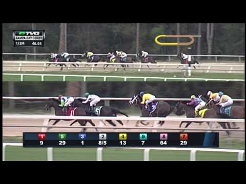 2015 Tampa Bay Derby (G2): Tampa Bay Downs – 3/7 – Race 11