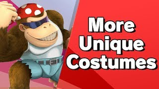 Adding More Costumes to Smash Ultimate!
