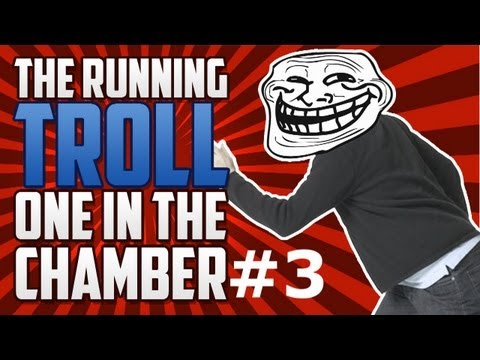 Black Ops 2: The Running Troll #3