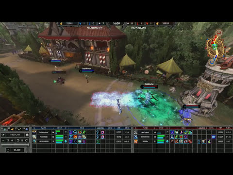 Torneo Smite - 800 GEMS - AssassinsFTW Vs The Walkens