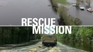 Motorola Solutions Two-Way Radios Aid in Hurricane Florence Rescue Missions