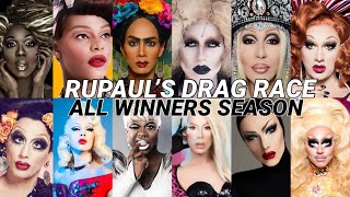RUPAUL'S DRAG RACE: ALL WINNERS SEASON: RUMORS, TEA, SPECULATION