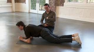Prone Plank Core Exercise - APRCNJ.com