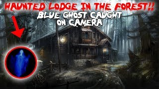 I SLEPT IN A HAUNTED AIR BNB & PLAYED THE OUIJA BOARD! BLUE GHOST APPEARED ON CAMERA | MOE SARGI