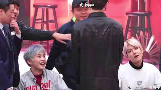 SEHUN Surprised Visit At EXO-CBX Fansign Event