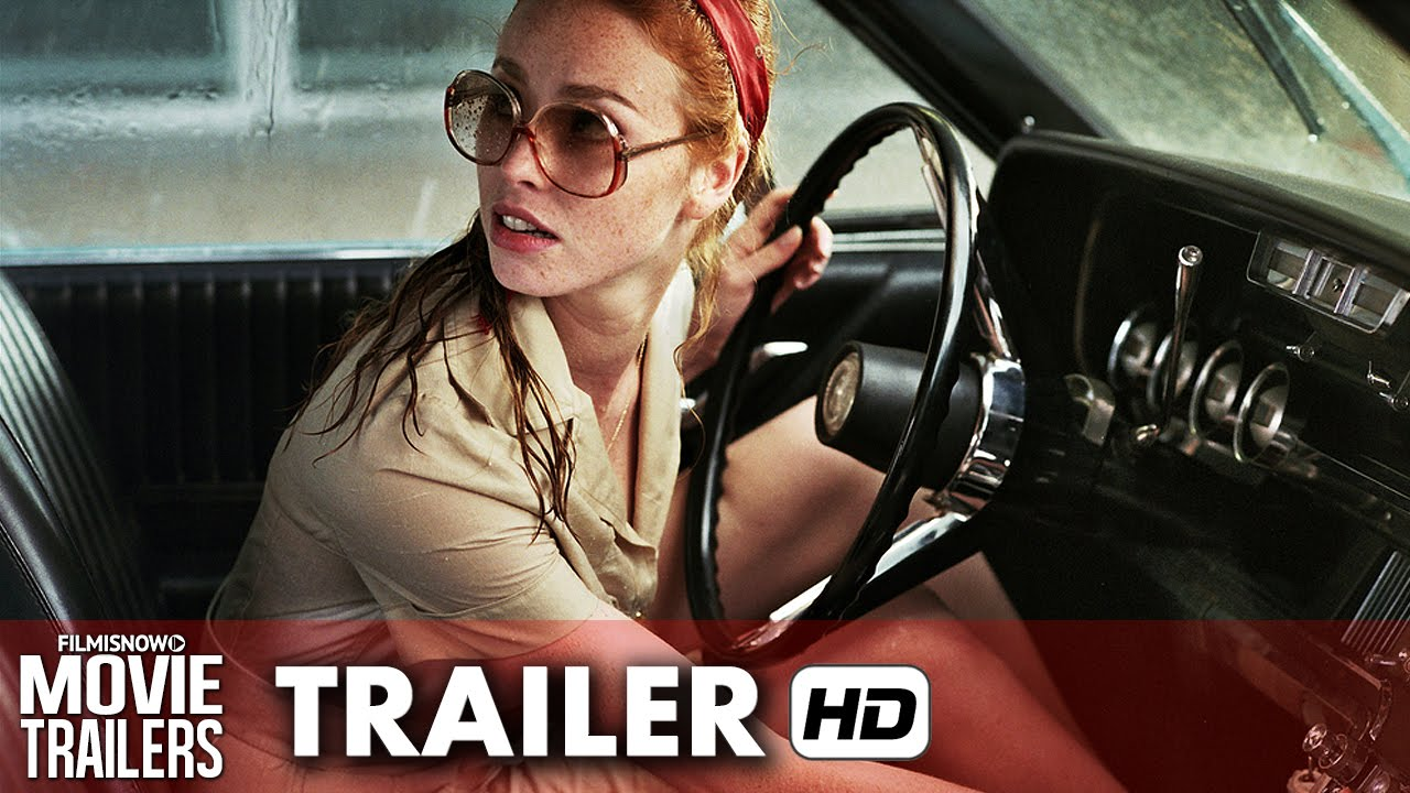 The Lady in the Car with Glasses and a Gun Trailer (2015) - Freya Mavor [HD]