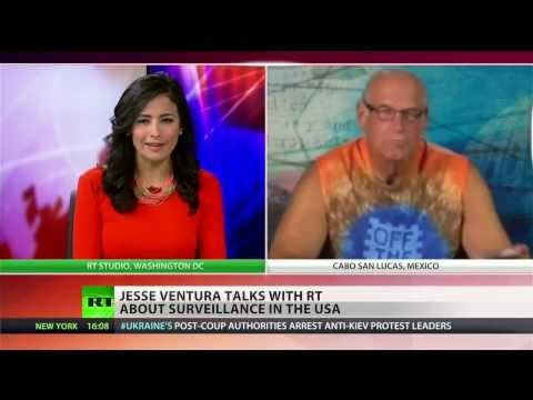 Jesse Ventura on CIA vs. Senate Scandal