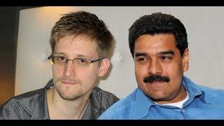 Venezuela's Maduro offers asylum to Snowden - Maduro oferece asilo a Snowden